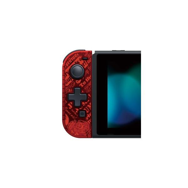 ホリ (Nintendo Switch)携帯モード専用 十字コン(L)for Nintendo Switch (スーパーマリオ) 返品種別B|joshin|02