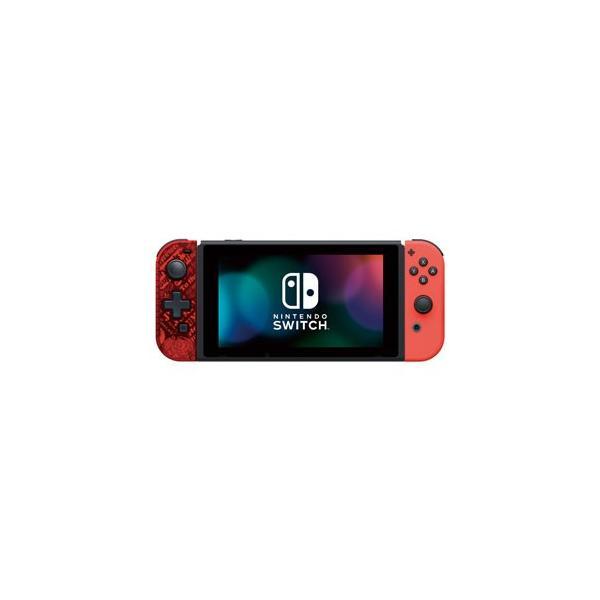 ホリ (Nintendo Switch)携帯モード専用 十字コン(L)for Nintendo Switch (スーパーマリオ) 返品種別B|joshin|04