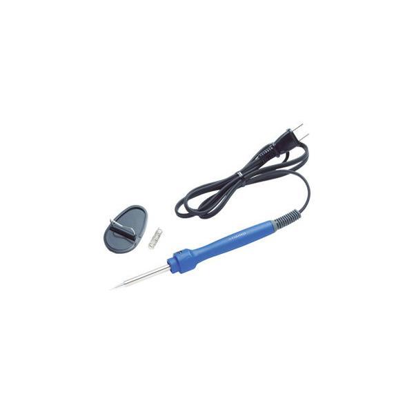 白光 セラミックヒーターはんだこて 100V ゴム平プラ 3C付き ハッコーDASH FX650-83 返品種別B