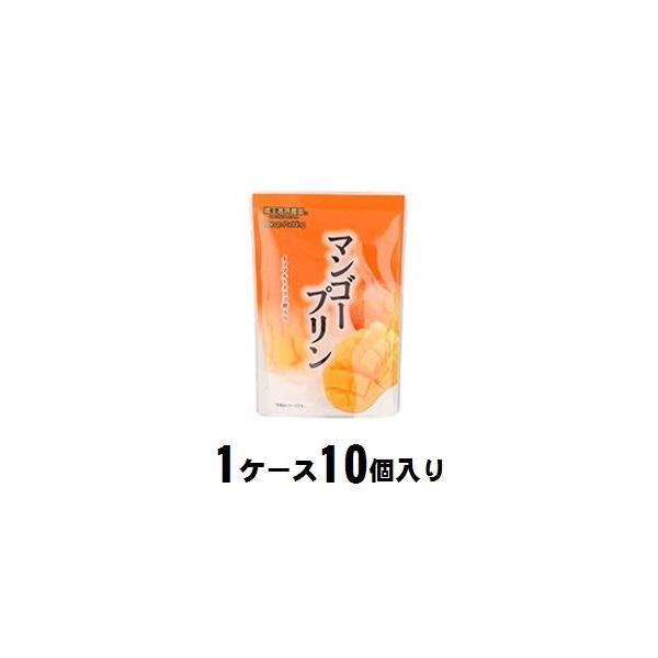 蔵王高原農園 マンゴープリン 180g(1ケース10個入) 和歌山産業 返品種別B