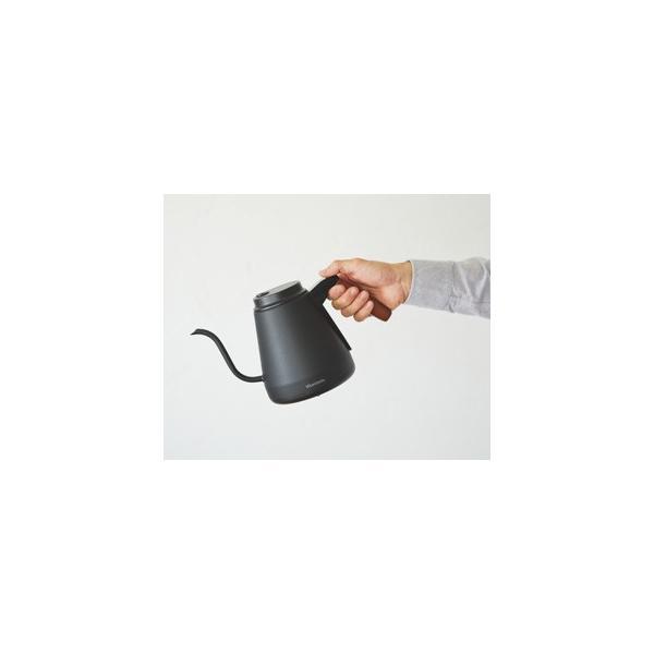 ビタントニオ 電気ケトル 0.8L ブラック Vitantonio ACTY VEK-10-K 返品種別A joshin 04