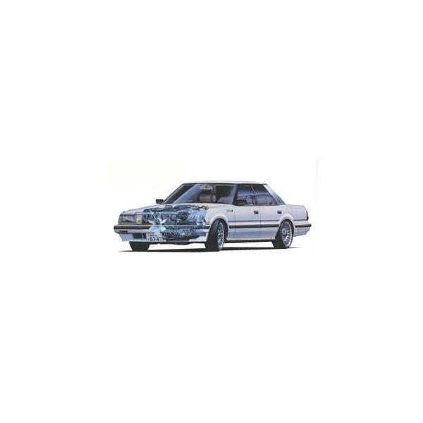 フジミ 1/ 24 トヨタ クラウンロイヤルG(MS125)(ID-155)プラモデル 返品種別B|joshin