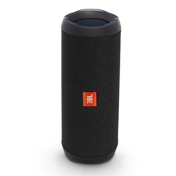 JBL 防水対応Bluetoothワイヤレススピーカー(ブラック) JBL FLIP4(フリップ4)ウォータープルーフ対応Bluetoothスピーカー JBLFLIP4BLK 返品種別A