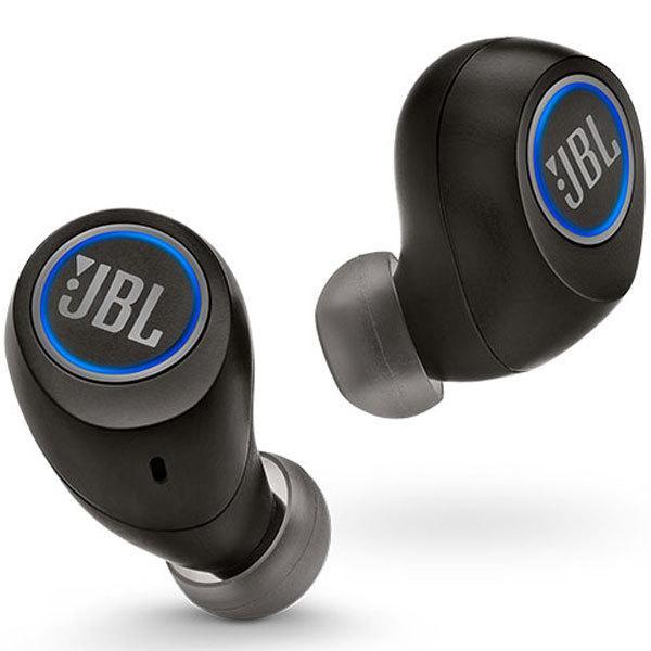 JBL 完全ワイヤレス Bluetoothイヤホン(ブラック) JBL FREE X JBLFREEXBLKBT 返品種別A