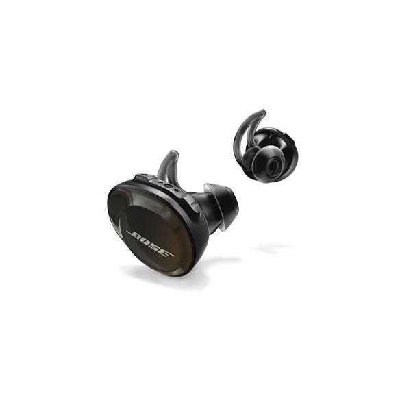 BOSE 完全ワイヤレス Bluetoothイヤホン(トリプルブラック) Bose SoundSport Free wireless headphones SSPORT FREE BLK 返品種別A joshin