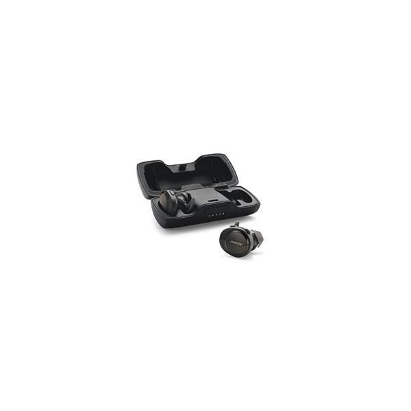 BOSE 完全ワイヤレス Bluetoothイヤホン(トリプルブラック) Bose SoundSport Free wireless headphones SSPORT FREE BLK 返品種別A joshin 03