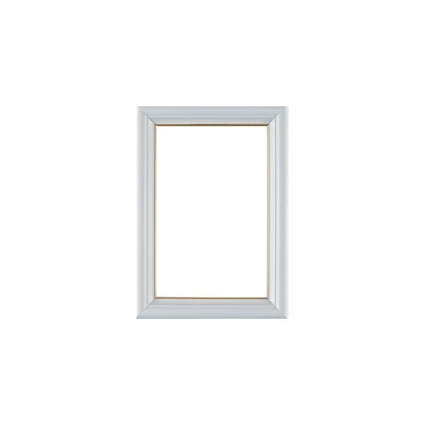 エンスカイ アートクリスタルジグソー専用フレーム 126ピース用(ホワイト)(サイズ:10.0×14.7cm)ジグソーパズルパネル 返品種別B