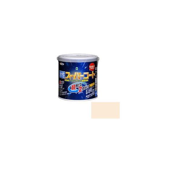 アサヒペン 水性スーパーコート 0.7L(ミルキーホワイト) スイセイSPコ-ト0.7L MIW 返品種別B