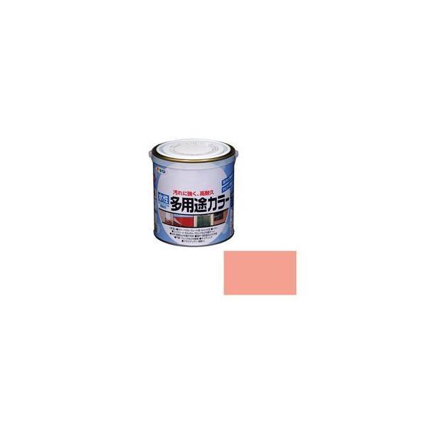 アサヒペン 水性多用途カラー 0.7L(コスモスピンク) スイセイタヨウトカラ-0.7L COSP 返品種別B
