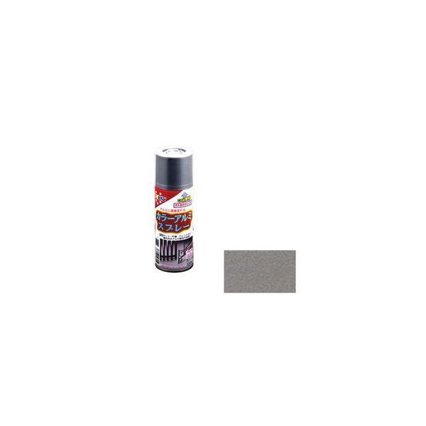 アサヒペン カラーアルミスプレー 300ml(シルバーメタリック) アルミスプレ-300ML SMTL 返品種別B