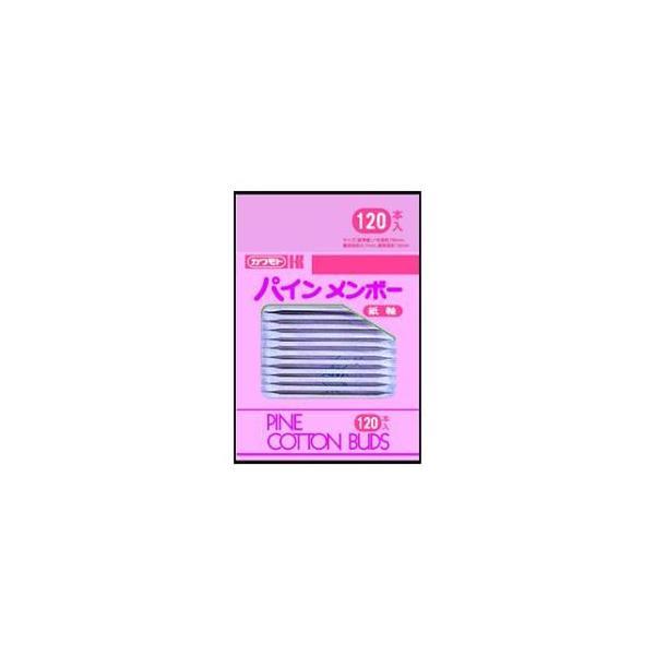 パインメンボー(紙芯)120本入 川本産業 パインメンボウカミジク120P 返品種別A joshin