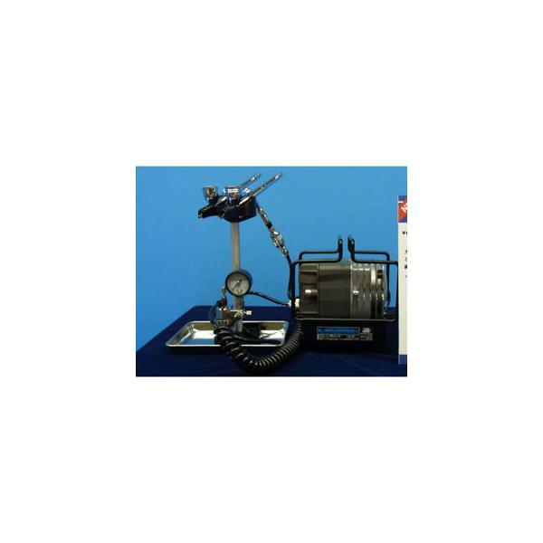 GSIクレオス Mr.リニアコンプレッサー L7/ プラチナ ツインセット(PS319)エアブラシセット 返品種別B