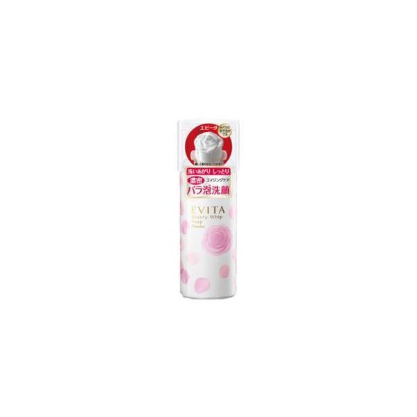エビータ ビューティホイップソープ 優しく華やかなバラの香り・無着色 150g カネボウ 返品種別A