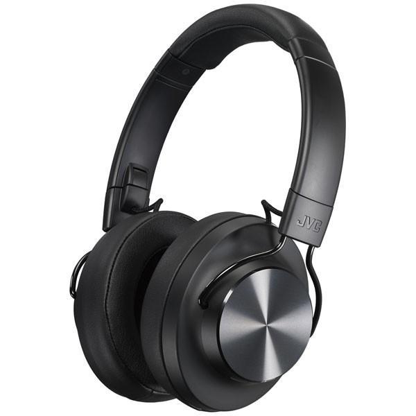 JVC Bluetooth対応ダイナミック密閉型ヘッドホン(ブラック) JVC SOLIDEGE SD70BT HA-SD70BT-B 返品種別A