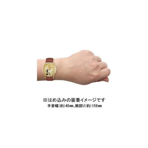アルバ キャラクターウォッチ 魔女の宅急便レディースタイプ ACCK411 返品種別A