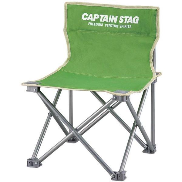 キャプテンスタッグ パレット コンパクトチェア ミニ(ライトグリーン) CAPTAIN STAG M-3917 返品種別A