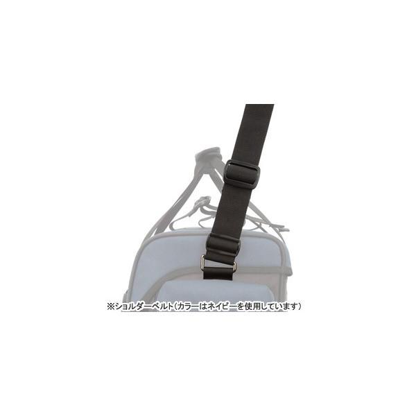ハクバ カメラバッグ ルフトデザイン リッジ02 ショルダーバッグ M(ブラック) SLD-RG2-SBMBK 返品種別A