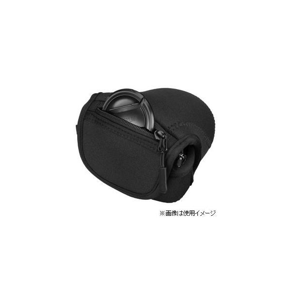 ハクバ プラスシェル スリムフィット02 カメラジャケット S80(ブラック) DCS-SF02S80BK 返品種別A
