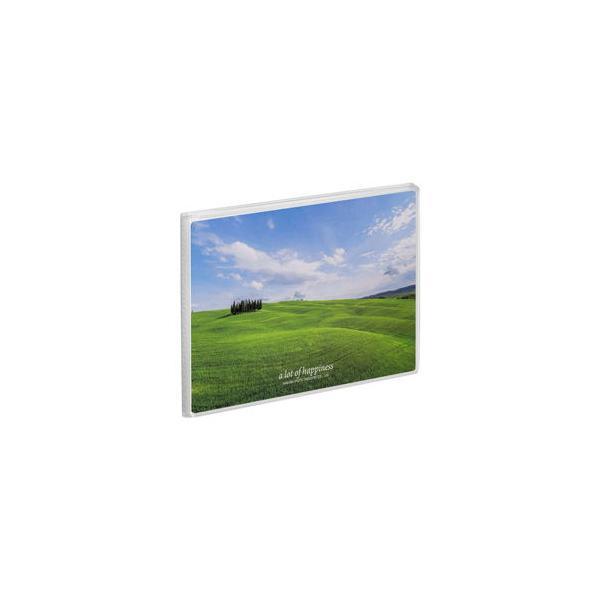 ハクバ Pポケットアルバム NP ポストカードサイズ 横 20枚収納(青空の丘) APNP-KGY-AZO 返品種別A