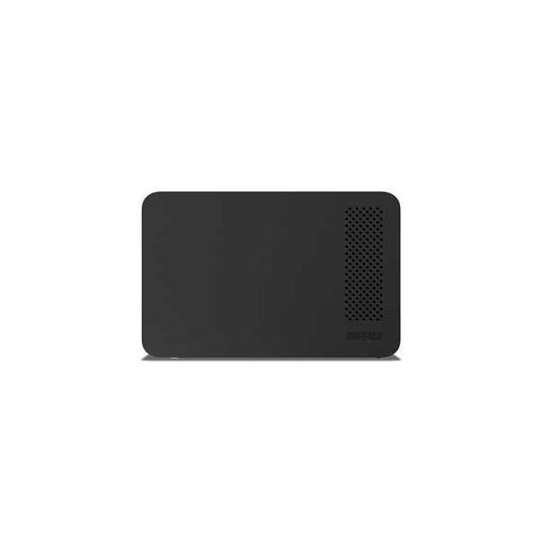バッファロー USB3.1(Gen1)/ 3.0対応 外付けハードディスク 2.0TB テレビ/ レコーダーの録画用HDDとしても使える HD-LC2.0U3-BKF 返品種別A joshin 04