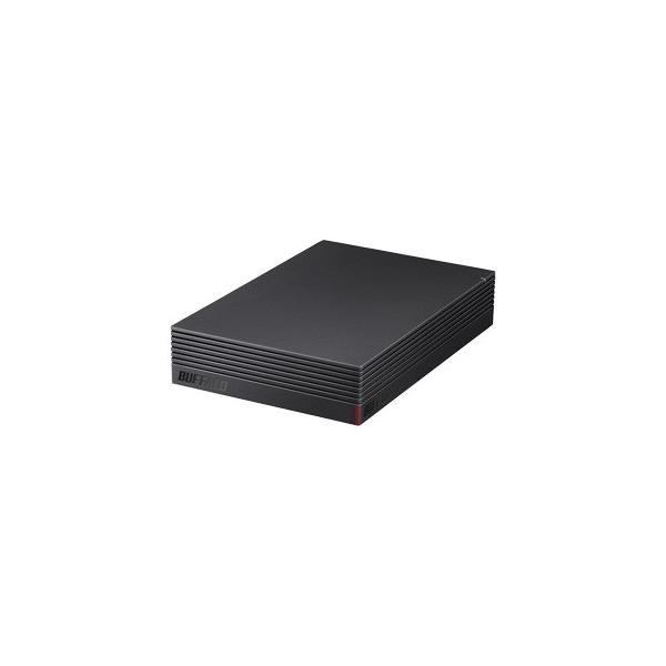 バッファロー USB3.1(Gen1)/ 3.0対応 外付けハードディスク 4.0TB(ブラック) HD-LDU3-Aシリーズ HD-LD4.0U3-BKA 返品種別A joshin 02