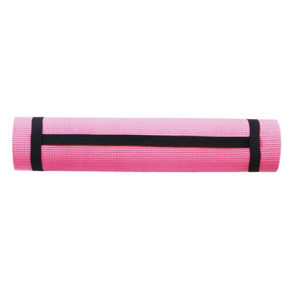 サクライ貿易 ヨガマット(ピンク・サイズ:6mm) PRO-WING プロウイング フィットネス・トレーニングマット PWF-05PK 返品種別A