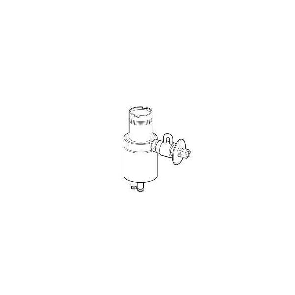 パナソニック 食器洗い乾燥機用分岐栓 Panasonic CB-STKB6 返品種別A|joshin