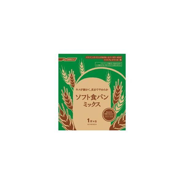 パナソニック ホームベーカリー用パンミックス Panasonic ソフト食パンミックス(1斤用) SD-MIX62A 返品種別B