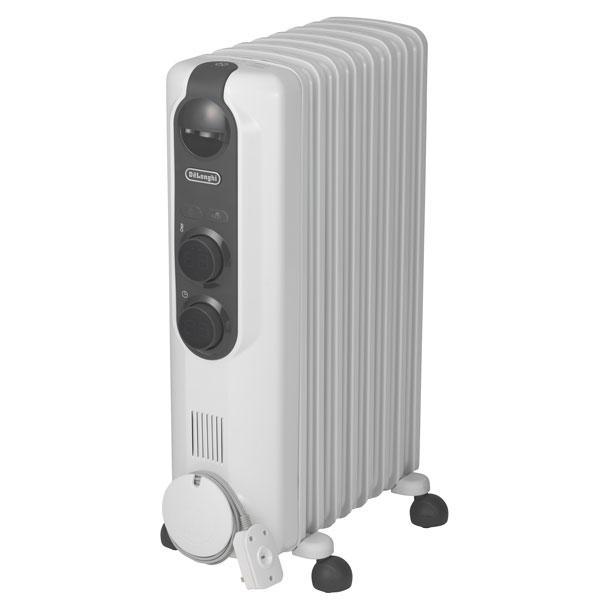 |デロンギ オイルヒーター(8〜10畳) (暖房器具)De'Longhi AmiCald(アミカルド…