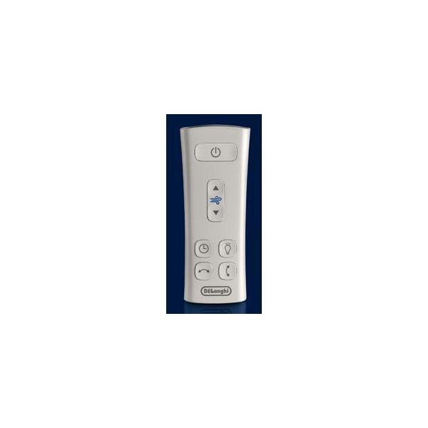 デロンギ (扇風機)空気清浄機能付タワーファン(リモコン付 ホワイト) DeLonghi 空気清浄機能付きファン Clean & Cool CFX85WC 返品種別A