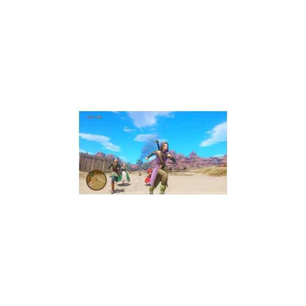 スクウェア・エニックス (Nintendo Switch)(ゴージャス版)ドラゴンクエストXI 過ぎ去りし時を求めて S 返品種別B joshin 04