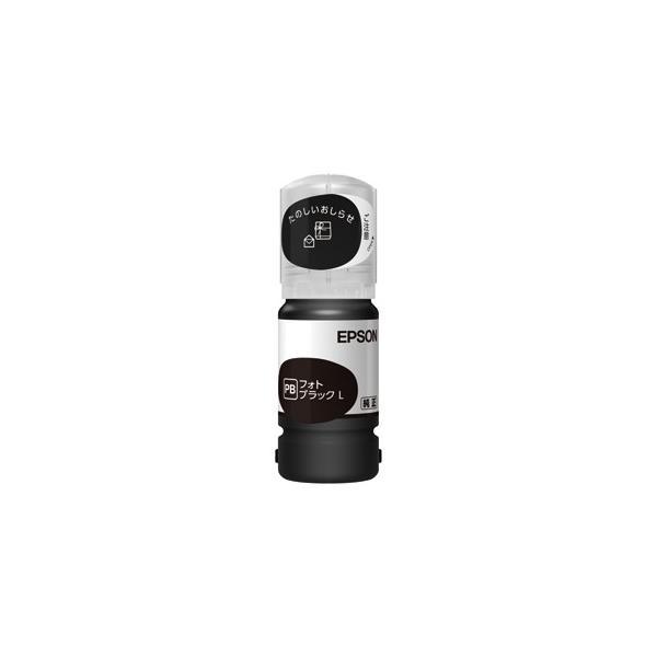 エプソン 純正インクボトル(フォトブラック・L) EPSON タケトンボ TAK-PB-L 返品種別A