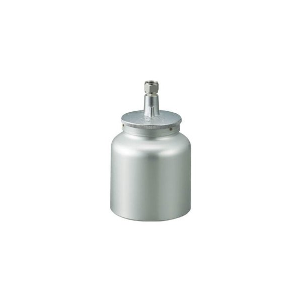 トラスコ中山 塗料カップ 吸上式用 容量1.2L TSC123 返品種別B