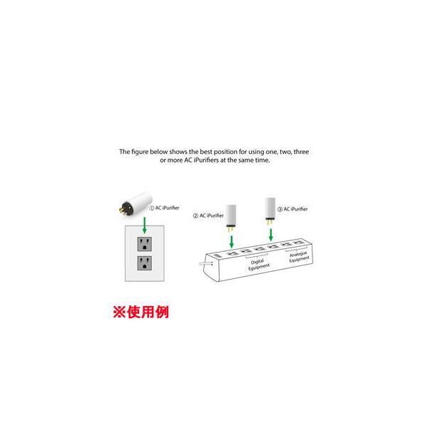 アイファイ・オーディオ AC電源用アクティブ・ノイズクリーナーアイ・ピュリフィアー・AC iFi-Audio iPurifier AC 返品種別A
