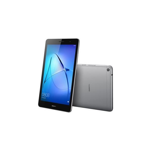 HUAWEI(ファーウェイ) 8.0型タブレットパソコン MediaPad T3 スペースグレー※Wi-Fi対応モデル KOB-W09(MPT3SGWIFI) 返品種別B