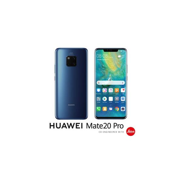 HUAWEI MATE 20 X 128GB ミッドナイトブルー SIMフリーの画像