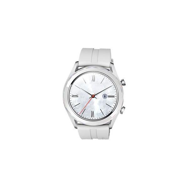 ファーウェイ スマートウォッチ(ホワイト)HUAWEI Watch GT Elegant 42mm(White) WATCHGT42MMWH 返品種別A|joshin