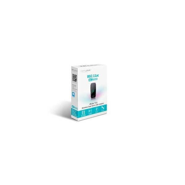 TP-Link 11ac対応 433+150Mbps 無線LAN USB子機 TPLINK ティーピーリンク ARCHER T2U 返品種別A|joshin|03
