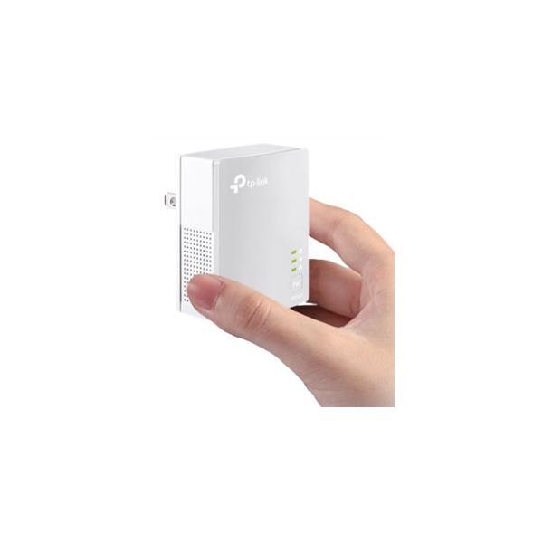 TP-Link AV600 PLCアダプター スターターキット(2台セット)PLCスターターキット TPLINK ティーピーリンク TL-PA4010 KIT 返品種別A|joshin|03