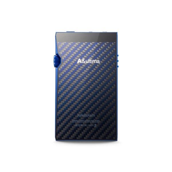 アイリバー デジタルオーディオプレイヤー(ラピスブルー)128GBメモリ内蔵+外部メモリ対応 Astell&Kern A&ultima SP1000M AK-SP1000M-LB 返品種別A