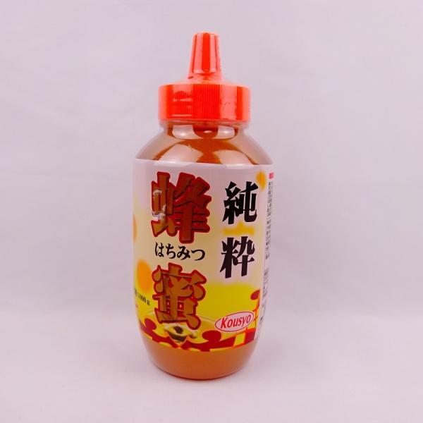 送料無料 はちみつ 純粋蜂蜜 中国産 1kg 12本セット ハチミツ
