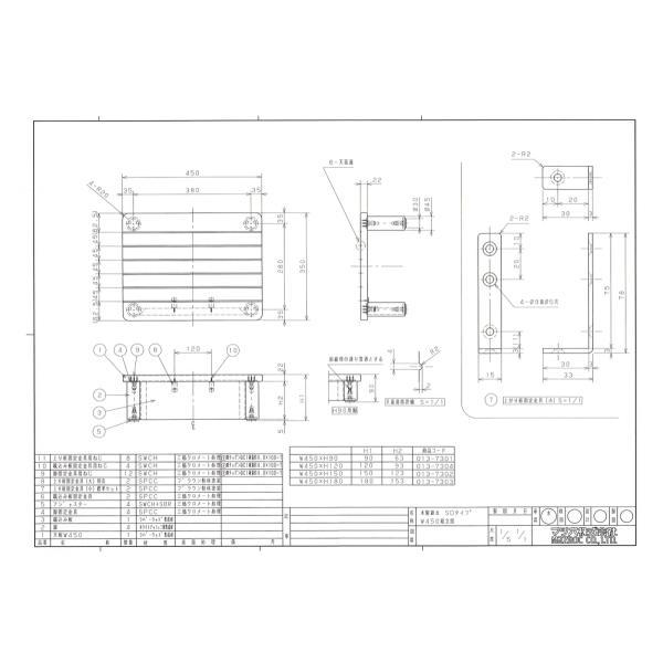踏み台 木製 マツ六 高さ150mm幅450mm SD 450-150 (推奨上がりかまち高さ:300mm)|joule-plus|03
