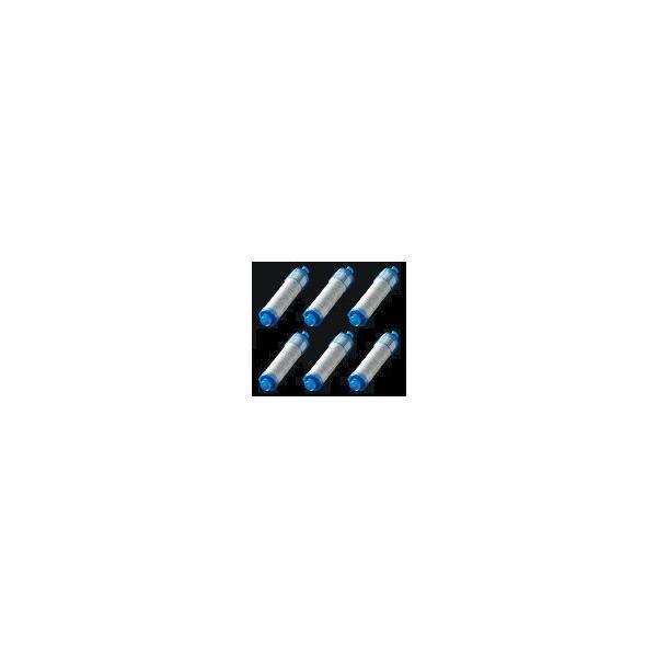INAX製(LIXIL)JF-21-S 浄水器交換用カートリッジ 6本セット ▼カートリッジ【ヤマト運輸でお届け】|jousuiki