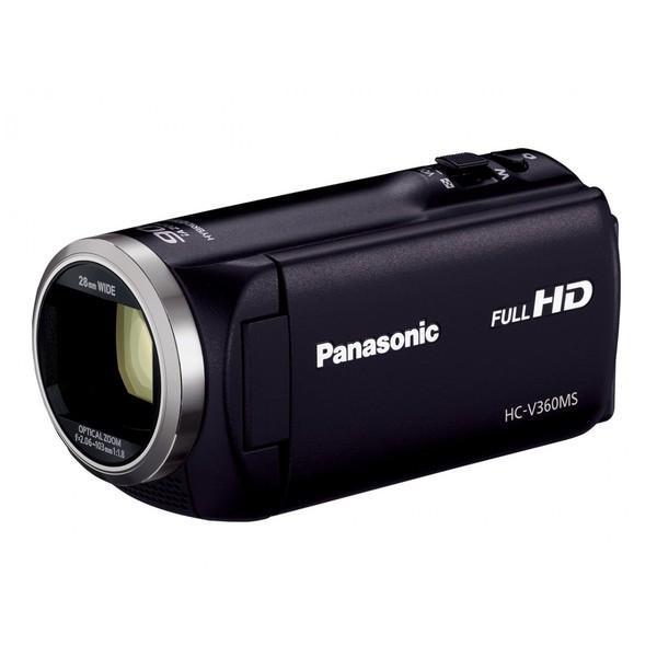パナソニック 16GBメモリー内蔵フルハイビジョンビデオカメラ ブラック