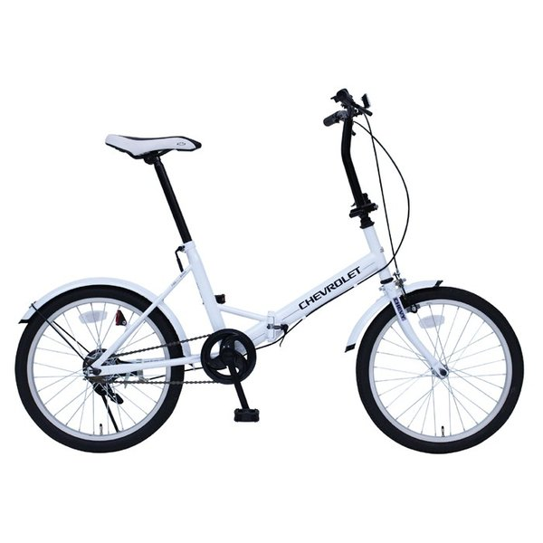 シボレー 折りたたみ自転車 20インチ CHEVROLET FDB20E|jowaoutlet