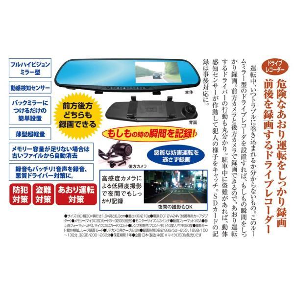 ドライブレコーダー jowaoutlet 04