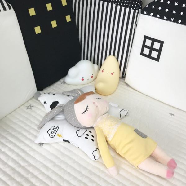 赤ちゃん 枕 ベビー枕 出産祝い ギフト プレゼント 新生児 ベビー ベビー用品 ドーナツ枕 おしゃれ モノトーン|joycre|05