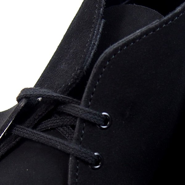 CLARKS  DESERTBOOT  BLACK SUEDE  26138227  クラークス  デザートブーツ  ブラック スエード  メンズ  【並行輸入品】|joyfoot|05