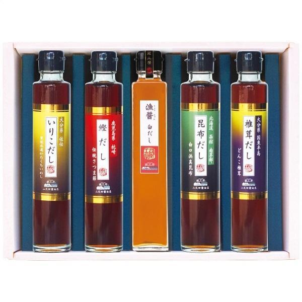 蔵工房 二反田醤油店 蔵からの贈り物・日本のだし K-DS-3 4248-047