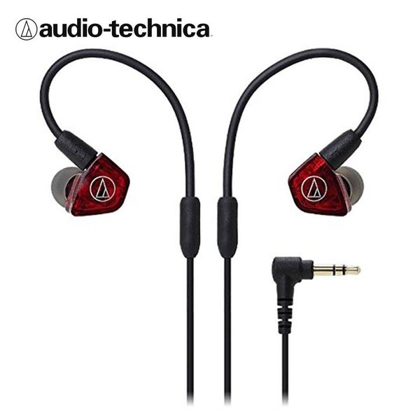 インナーイヤーヘッドホン 音楽 オーディオ ATH-LS200 オーディオテクニカ (D)